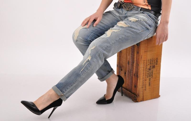 b476f5668e7 НОВО! Дамски дънки-Големи размери - Nancy.bg - онлайн магазин