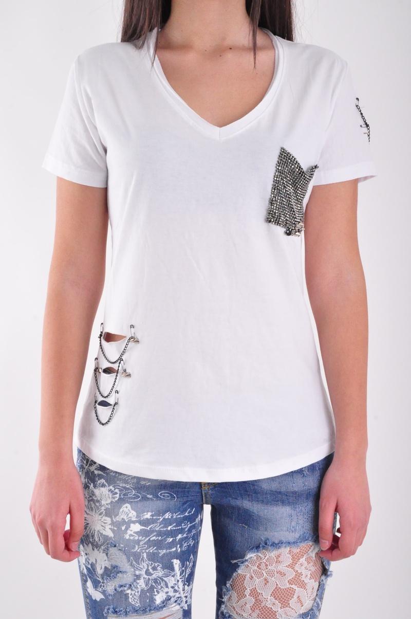 НОВО! Дамска тениска - Два цвята