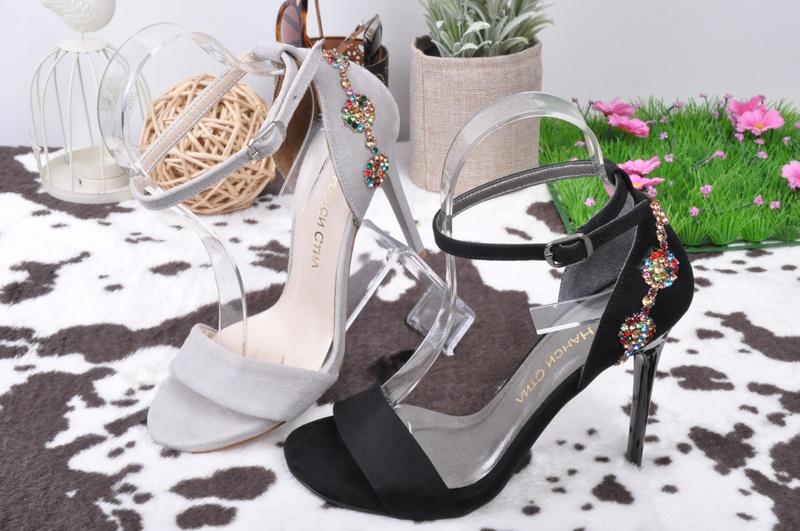 Елегантни дамски сандали-Два цвята