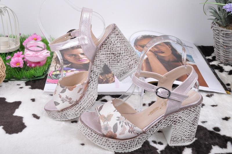 49a40c62271 НОВО! Дамски сандали-Цветя - Nancy.bg - онлайн магазин