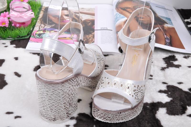 0228a66bd9b НОВО! Дамски сандали ток/платформа - Nancy.bg - онлайн магазин