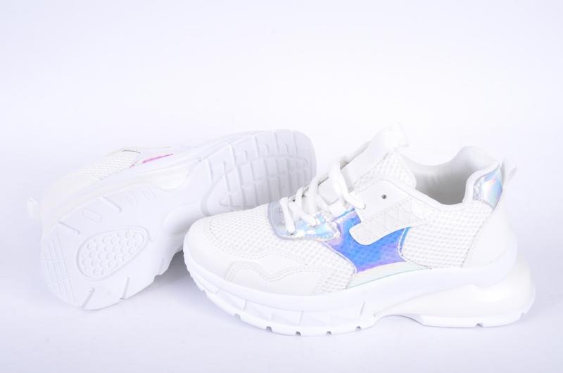 Ефектни дамски маратонки-Два цвята