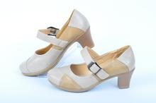 Красиви дамски обувки на ток