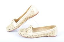 Летни дамски обувки - Два цвята