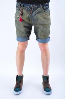 Ефектни къси мъжки дънки