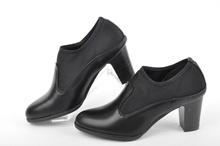 НОВО! Дамски обувки на ток-Стреч