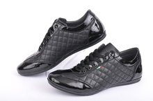 Мъжки обувки Кожа и лак