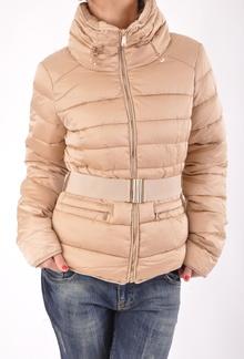 Намаление! Дамско зимно яке-Три цвята