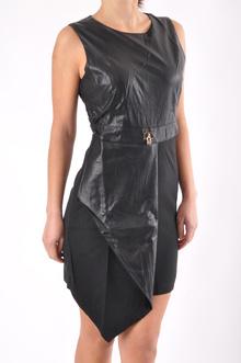 НОВО! Дамска асиметрична рокля