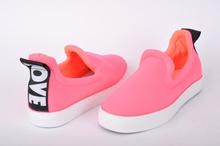 Tри цвята! Дамски спортни обувки-LOVE