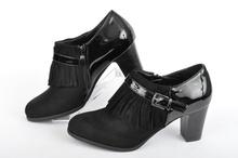 НОВО! Дамски обувки на ток-Ресни