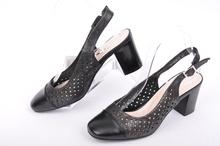 Дамски сандали с ток