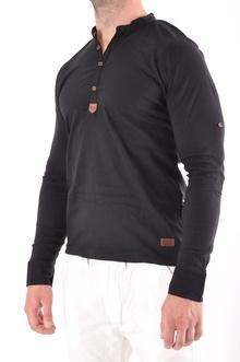 Черна мъжка риза