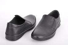 NEW! Мъжки обувки Puffy-Естествена кожа