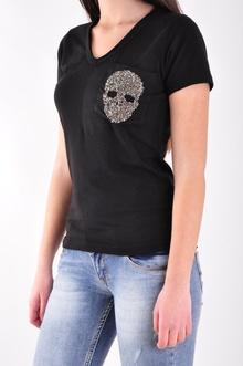 NEW! Дамска тениска-Три цвята
