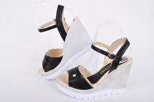 NEW! Дамски сандали на платформа
