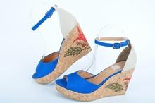 NEW! Ефектни дамски сандали на платформа