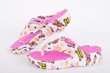 Олекотени дамски чехли