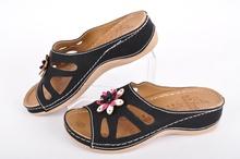 НОВО! Удобни дамски чехли