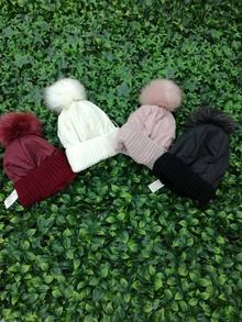 NEW! Дамска шапка-Четири цвята