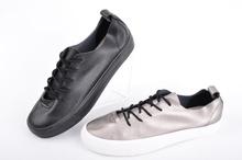 НОВО! Дамски кожени спортни обувки-Два цвята