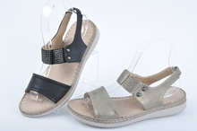 НОВО! Дамски сандали-Два цвята