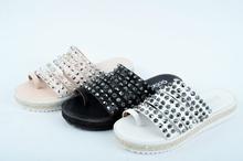 НОВО! Дамски чехли-Капси-Три цвята