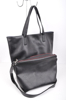 НОВО! Дамска двулицева чанта