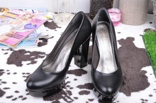 NEW! Елегантни обувки на ток-Кожа