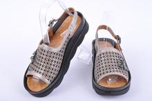 Дамски сандали - Естествена кожа