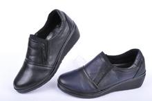 Дамски обувки Платформа- Кожа
