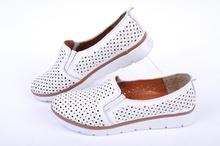 NEW! Дамски бели летни обувки