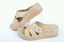 Анатомични дамски чехли
