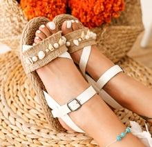 НОВО! Дамски сандали - Море