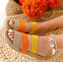 NEW! Дамски сандали с ластик