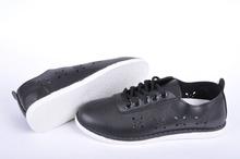 НОВО! Ниски обувки Кожа-Два цвята