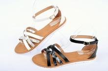 NEW! Дамски ниски сандали - Два цвята