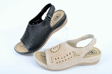 Анатомични дамски сандали-Два цвята