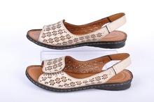 NEW! Дамски сандали естествена кожа