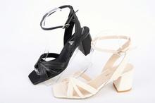 NEW! Дамски сандали на ток-Два цвята